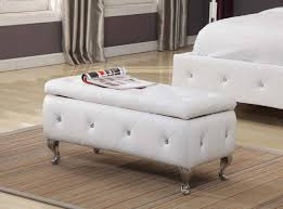 Bedroom Upholstered Benches For Bedroom Storage Bench For End Of ...