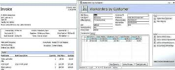 Access Personnel Database Template Access Personnel Database Template