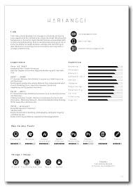 Well designed resumes to inspire you how to create a good resume 6