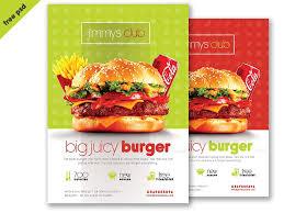 Psd Download 18 Restaurant Print Web Free Psd Templates