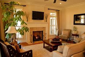 living room decor with corner fireplace. Fireplace Ideas Fire Mantel Decorating For Stone Contemporary Living Room Decor With Corner R