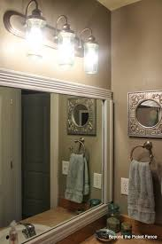 Vintage Bathroom Lights Over Mirror Exquisite 3 Bulb Vintage Style Wall Vanity Edison Light