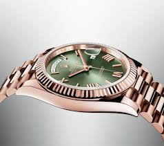 Montre Rolex Day-Date 40 : Or Everose 18 ct 228345RBR