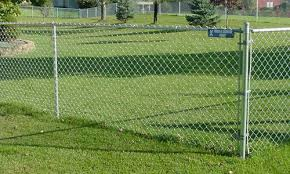chain link fence post. Wonderful Chain 1 2 3 4 5 6 7 8 Vinyl Chain Link Fence For Post