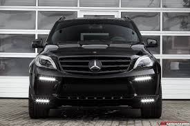 mercedes benz ml 2018. wonderful benz the mercedesbenz ml63 amg inferno black by topcar will receive the same  engine modifications as regular inferno that consists of three different  on mercedes benz ml 2018
