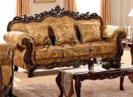 leather wooden carved sofa set designs carving wood furniture manufacturers