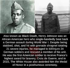Henry Johnson : Albany