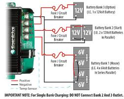 epower battery charger enerdrive pty in the event that all 3 banks are in need of a charge an over ride function helps recover all 3 banks quickly and evenly before switching back to