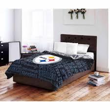 Nfl Bedroom Furniture Nfl Dallas Cowboys Bed In A Bag Complete Bedding Set Walmartcom