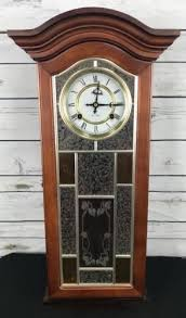 elgin 31 day pendulum wall clock