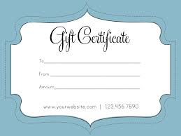 Free Gift Certificate Template Download Magnificent 48 Unique Stock Of Fillable Gift Certificate Template Certificate