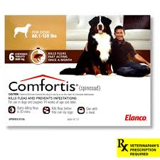 comfortis for dogs. Beautiful Comfortis 601120 Lb Dogs  Brown 6 Count Throughout Comfortis For