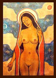 """Résultat de recherche d'images pour """"vierge marie naked"""""""