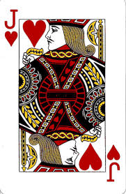 Face Card Design Jack The Queen Of Hearts Playing Card T Shirt Png Clipart
