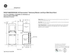 top stackable washer dryer dimensions closet washer and dryer standard inside stackable washer dryer dimensions ideas