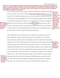 Literature Review Example Apa Apa Literature Review Example By Purdue Online Writing Lab