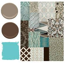 Colors That Go With Brown Best 25 Turquoise Color Schemes Ideas On  Pinterest Turquoise