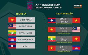 Vào đêm nay (31/5) sẽ diễn ra trận đấu giao hữu giữa đt việt nam gặp các cầu thủ đt jordan. Lịch Thi Ä'ấu Aff Cup 2018 Tuyển Việt Nam Ra Quan Gặp Lao Ngay 8 11