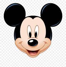 Cara Mickey Mouse Png 3 Image - Transparent Mickey Mouse Face Png - free  transparent png images - pngaaa.com