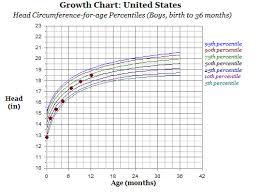 Growth Chart 12 Months Head Circumference Lovemeghan Flickr