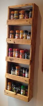 How To Build A Spice Rack Custom 60 Best DIY SPICE RACK Images On Pinterest Dressing Homemade