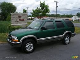 1999 Chevrolet Blazer – pictures, information and specs - Auto ...