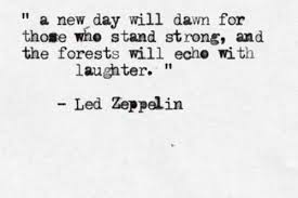 Led Zeppelin Quotes Classy Image About Beautiful In Rock By Joann On We Heart It