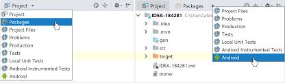 Project Tool Window - Help   IntelliJ IDEA