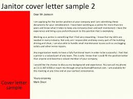 Janitorial Cover Letter Janitor Cover Letter Entry Level Janitorial