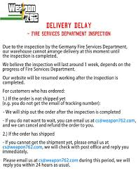 Facebook Services Tmc Delay - X Weapon762 Delivery Fire