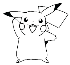 Pokemon Pikachu Coloring Pages Fresh Design Coloring Pages Free