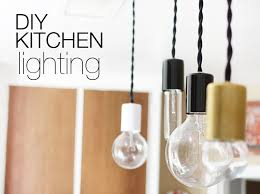 diy pipe lighting. DIY Pipe Pendant Light Diy Lighting D