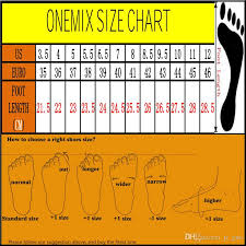 Sport Shoe Size Chart 2019 Onemix Mens Running Shoes For Men Free Run Fast Furious 7 Retro Black Red Athletic Trainers Air Man Sports Shoe Outdoor Walking Sneakers From