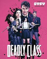 Deadly Class Temporada 1 audio español capitulo 9