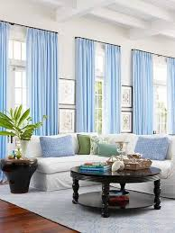 nice blue curtains for living room ideas with wonderful blue curtains living room teal and tan