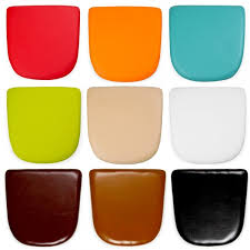 xavier pauchard faux leather seat pads for tolix style dining chair