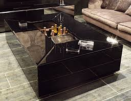 italian lacquer furniture. Home And Interior: Marvelous Black Lacquer End Table Of Coffee With Perspex Base For Sale Italian Furniture