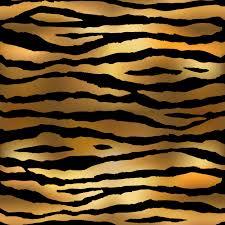Tiger Pattern Inspiration Tiger Pattern Vector Premium Download