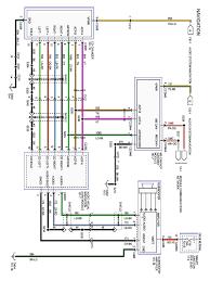 2006 ford fusion radio wiring diagram diy enthusiasts wiring ford edge stereo wiring diagram at Ford Edge Radio Wiring Diagram