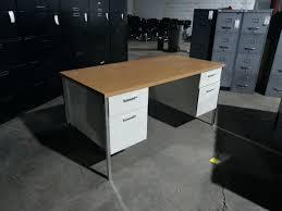 vintage metal office furniture. Captivating Used Metal Desk Desks Office Work Design Vintage Furniture