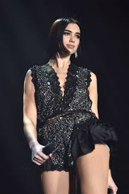 dua lipa performing during the ellie goulding streets of london fundraiser at the sse arena