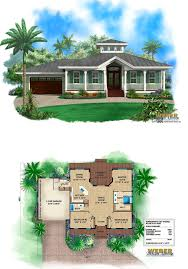 florida house plans. Beach House Plan: Old Florida Style Home Floor Plan Plans O