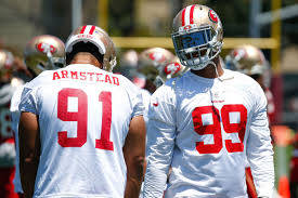 San Francisco 49ers Depth Chart 2017 49ers Depth Chart 2017 Are They Better Worse Or The Same