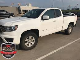 Chevrolet Colorado Extended Cab Work Truck In Oklahoma For Sale ...