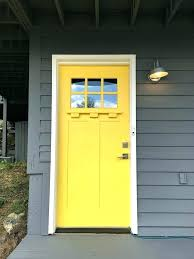 how to paint a wooden front door yellow front doors best yellow doors ideas on doors how to paint a wooden front door