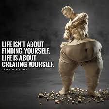 Inspirational Motivational Quotes Cool Life Is Not About Founding Yourself Inspirational Motivational