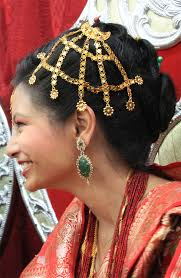 hair pin नेपाली गहनाहरु pinterest bridal jewelry Nepali Wedding Jewellery hair pin · bridal jewelrynepal nepali bridal jewellery