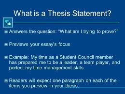 organizing your college admission essay ppt 5 what