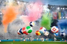 إيطاليا تبهر العالم في حفل افتتاح يورو 2020 - فيديو وصور - مباشر بلس