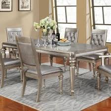 Coaster Danette Rectangular Dining Table with Leaf Value City